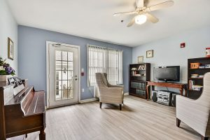 Image Gallery: The Cottages of Perry Hall Entertainment Room
