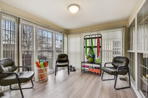 Image Gallery: The Cottages of Perry Hall Fitness Room