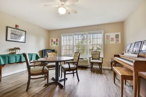 Image Gallery: The Cottages of Perry Hall Music Room